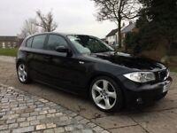 2005 BMW 118D se, 164k, 6 speed box, Mot 03/04/18 full V5...