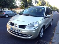 Renault Grand Scenic Dynamique 7 Seater Automatic Petrol 2.0 - PCO, High Spec Version