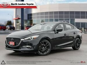 2017 Mazda Mazda3 GT Stylish and packed with features includi...