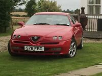 Alfa Romeo GTV 3.0 V6 52,000 miles