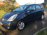 Very Reliable And Economical 1.4 Nissan Note.