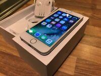 Apple iPhone 6 - 16GB - Silver (Unlocked) Smartphone