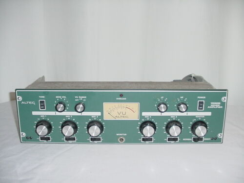 Altec Lansing type 1592B MIXER AMPLIFIER ( UNTESTED)
