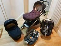 Mamas & Papas Armadillo flip 3 in 1 travel system