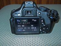 Canon EOS 600D DSLR with kit lens + Canon 55-250mm f/4-5.6 IS lens + Nissin Di 622 Speedlite Flash