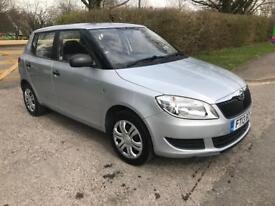 2013 Skoda Fabia 1.2 12v S 5dr Low mileage 20000 Insurance S 1 Year mot Excellent condition