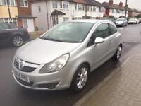 VAUXHALL CORSA SXI 2006/ 1.2 ENGINE 3 DOOR not Ford Fiesta polo golf or focus astra Clio