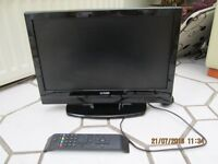 19 inch Flat Screen Tv 2.5 years old as new first £40