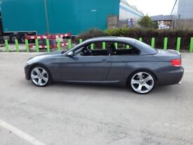 "BMW 3 series e92,e93 genuine 19"" wheels with tyres.BMW X5"