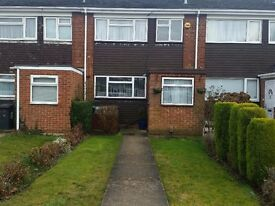 3 BEDROOM HOUSE TO LET ON EASINGWOLD GDNS OFF DALLOW RD, LUTON