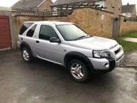 Land Rover Freelander 2005 - 1.8 Petrol - 9 Months MOT - LOW MILEAGE - GREAT CONDITION