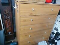 Chest of Drawers - SOLD