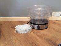 Cookworks 3 tier steamer