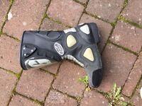 Garner motorbike boots