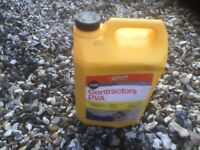 Builders PVA 5 litres New