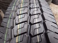 Part worn tyres/ used tyres/ ca9 & van tyres / 185/75/16 c - new hifly / unit 90 fleet road Ig117bg