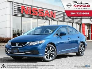 2014 Honda Civic LOCAL! EX