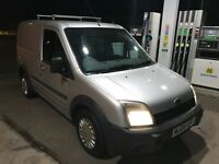 Ford Connect in Silver 2005 Model slide door Good Condition
