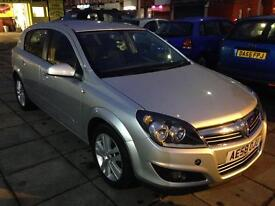 2008 58 Vauxhall Astra 1.4 SXI Low mileage
