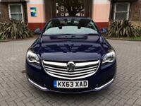 VAUXHALL INSIGNIA 2014 DESIGN 2.0 CDTI FULL SERVIS HISTORY VAUXHALL HPI CLEAR PX WELCOME