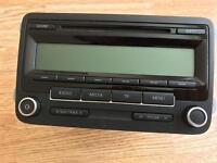 VW RCD 310 CD Radio player