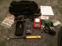 Qmi flue gas analyser kit