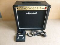 Marshall DSL15C All Valve Guitar Amplifier