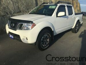 2014 Nissan Frontier PRO-4X/ Heated Front Seats/ Backup Camera/