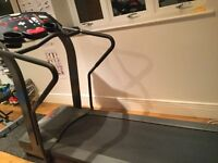 Life Fitness T5 treadmill. Needs servicing to get it going again. Have had since new.