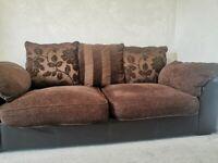 3&2 Seater Sofa. FREE FREE FREE