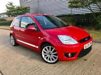 BARGAIN 2005 FORD FIESTA ST, RED LOTS OF SERVICE
