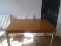 Wooden Dining / Kitchen Table