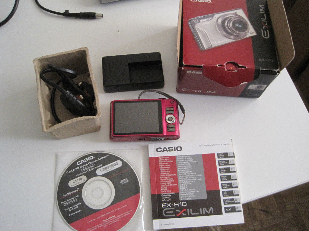 """Articles tagged """"casio"""": digital photography review."""