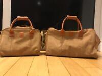 Set of matching luggage