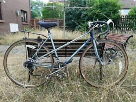 Ladies Raleigh Road Bike Town Bicycle