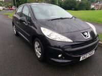 Peugeot 207 S HDi 1.4 sept 08 £30tax mint full mot ser hist stampd drives perfect no faults all good