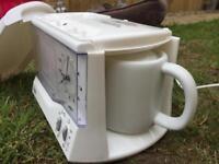 Teas made swan