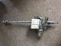 FIAT PUNTO MK2 STEERING COLUMN with electric pump and ecu 26101077 03A 1077