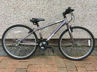 "Apollo Cosmo Urban Mountain Bike 14. Excellent Condition. 26"" diameter wheels."