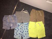 Boys 9-12 month Shorts