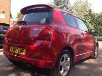 Swift Shiny Red 1.5 VVTS Peppy Petrol