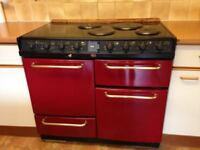 Belling Range Cooker for parts. Collection Tues 20th March after 5pm / Weds 21st March after 1pm.
