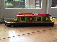 Sylvanian Barge Boat