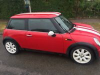 Mini one 1.6 hatch ,cheap insurance ,cheap to run and cheap in price £1100 Ovno