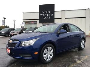 2012 Chevrolet Cruze LT | 1.4L TURBO | NO ACCIDENTS
