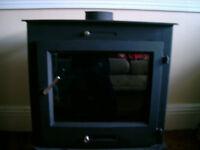 ottowa 30kw stove with boiler