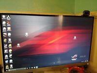 HP 27inch xw monitor