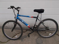 15 gear mountain bike