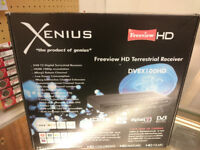XENIUS FREEVIEW HD TERRESTRIAL RECEIVER BRAND NEW BOXED