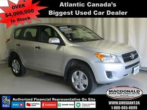 2012 Toyota RAV4 (A4)  Financed Price!